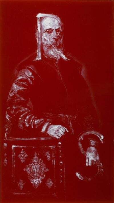 Massimo Pulini, 'Ut pictura – Rebus', 2018