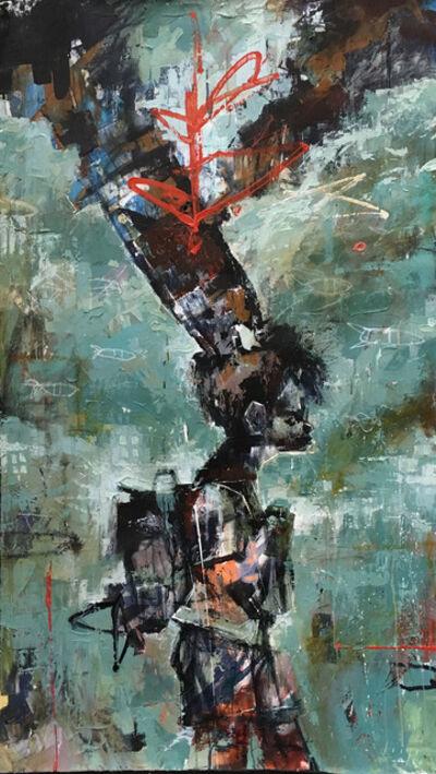 Miguel Paulo Borja, 'The Atom Bomb That Followed Me Home', 2016