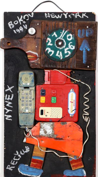 Konstantin Bokov, 'NYNEX', 1994