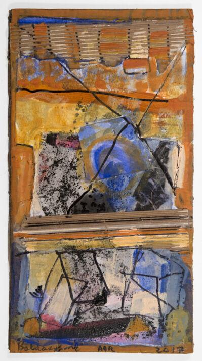Vincent Baldassano, 'Como Crossover and Turnaround', 2017