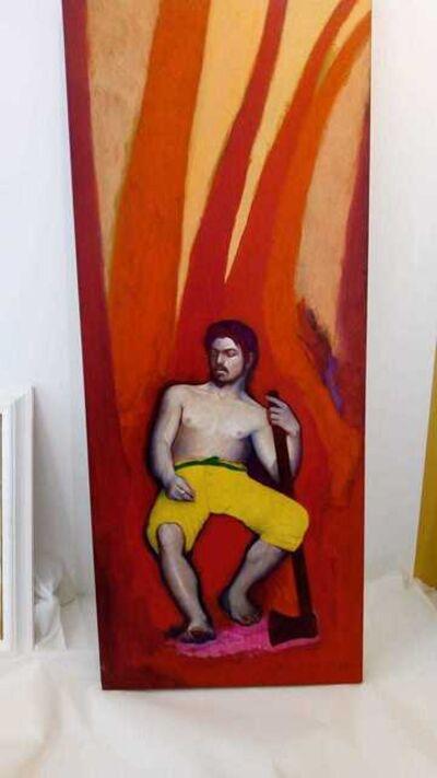 Glauco Rodrigues, 'Árvores (D'après Almeida Junior)', 1991