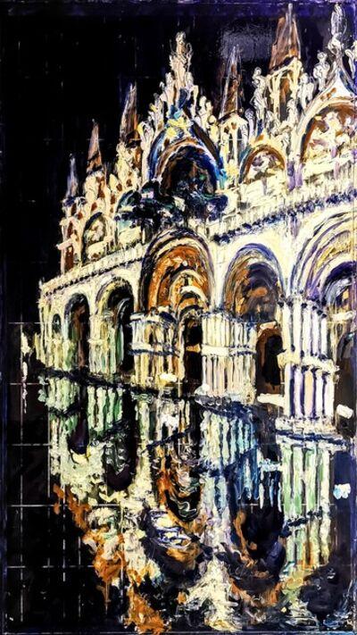 """Norma de Saint Picman, '""""Venezia è spettacolare anche nella tragedia, San Marco 2"""", METAMORPHOSES - The Worlds of Change', 2020"""