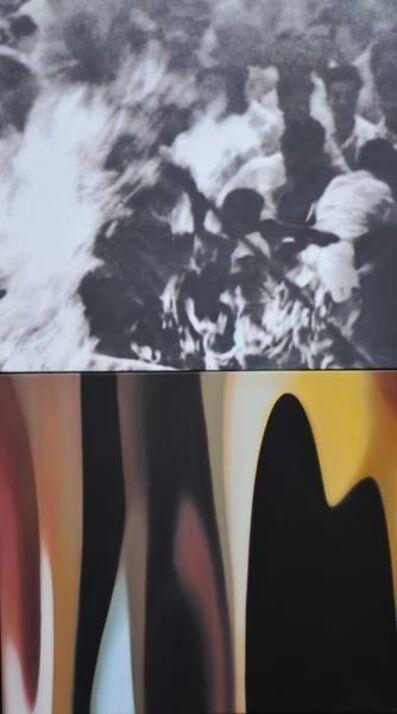 John Young Zerunge 杨子荣, 'Riot - Fire', 2008