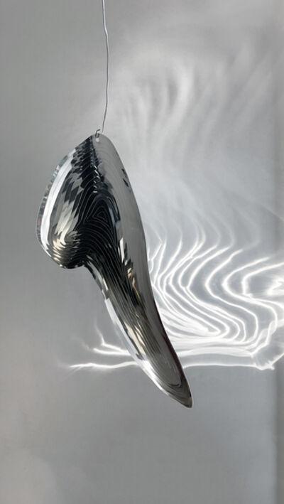 "Laura Faurschou, '""Large Lines Aluminium Ornament""', 2019"