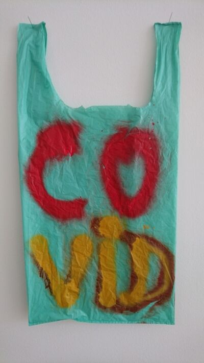 Anne-Lise Coste, 'Covid Bag', 2021