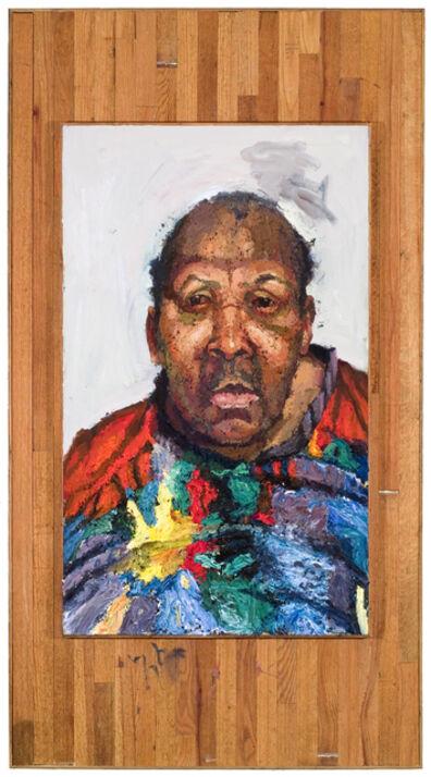 Sedrick Huckaby, 'I'm Pressing On', 2008