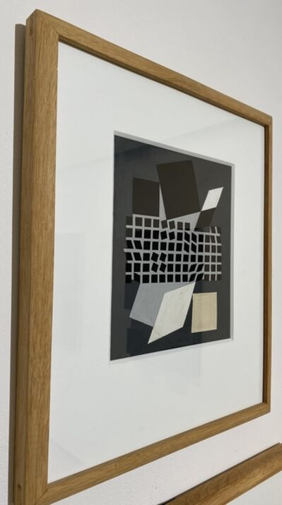 Victor Vasarely, 'composition', 1956