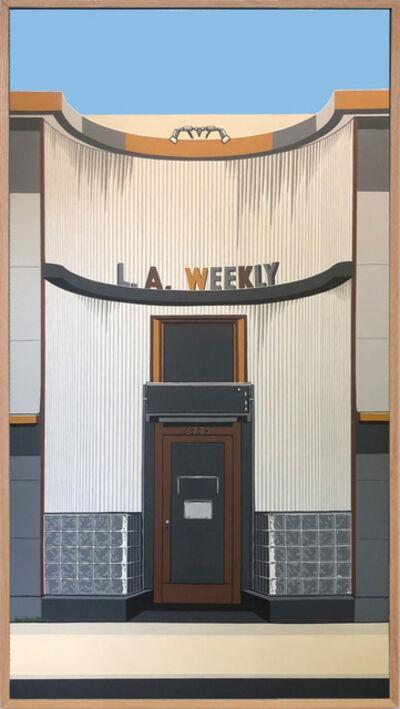 Conrad Leach, 'La Weekly', 2019