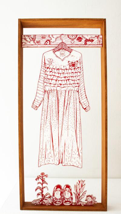 Kenichi Yokono, 'one-piece dress', 2019