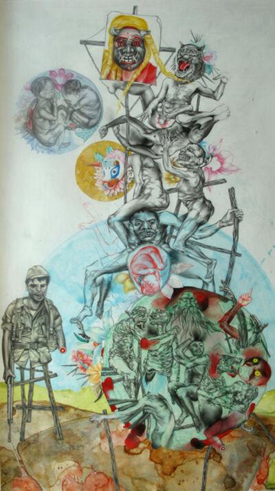 Osvaldo Ramirez Castillo, 'Untitled', 2014
