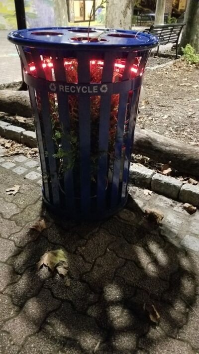 Patrick Cabry, 'Please Recycle #2', 2020