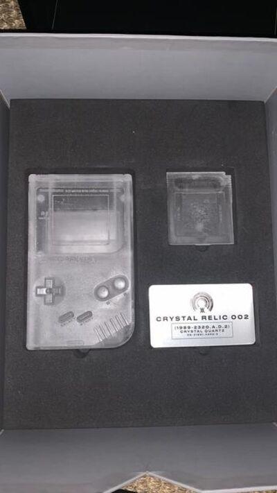 Daniel Arsham, 'Crystal Relic 002 - Nintendo Game Boy', 2020