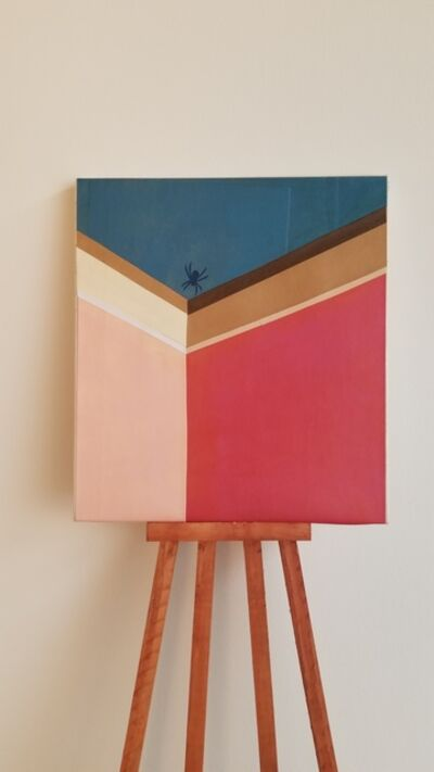 Franco Fasoli, 'A Secure Corner', 2020