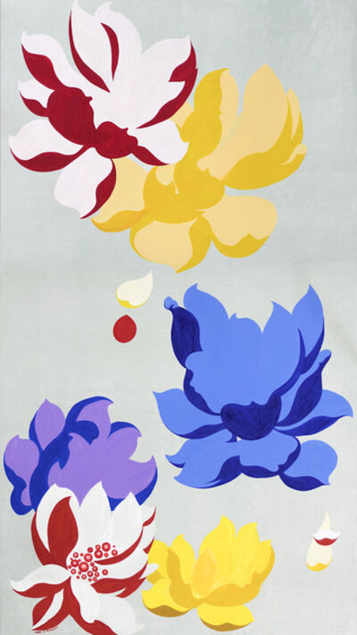 Kate Oh, 'In Air (Lotus 4)', 2014