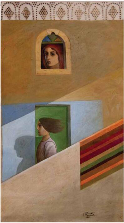 Sliman Mansour, 'From Jerusalem', 2004