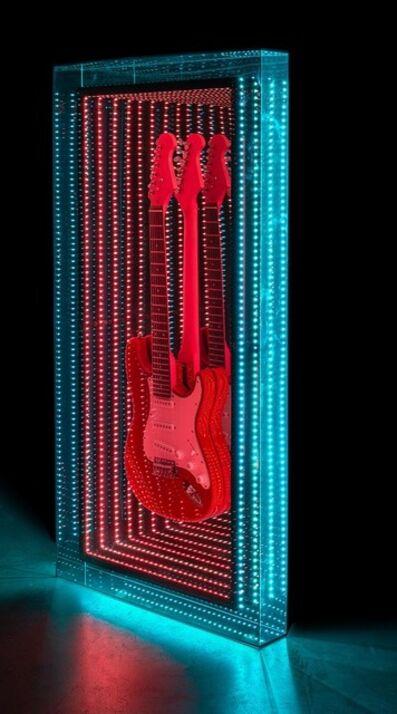 Falcone, 'Infinity Guitar dream', 2018