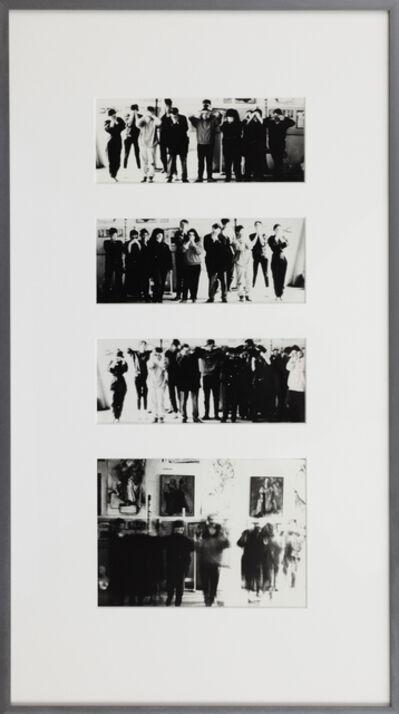 Lia Perjovschi, 'Motion Picture', 1987