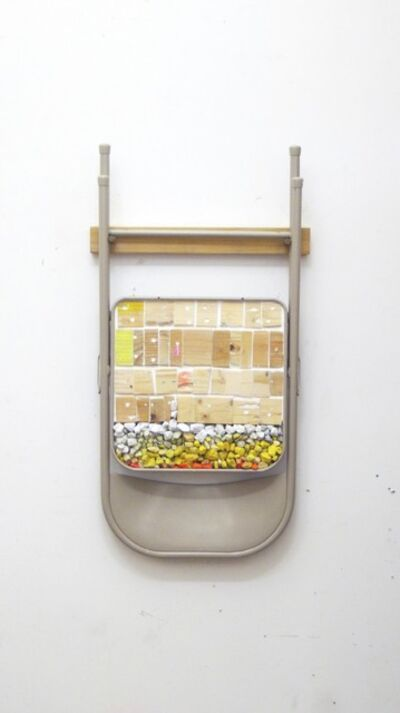 "Phoebe Washburn, '""Just a Little Bit of Seasoning Goes a Long Way,"" the Hippie said to me', 2011"