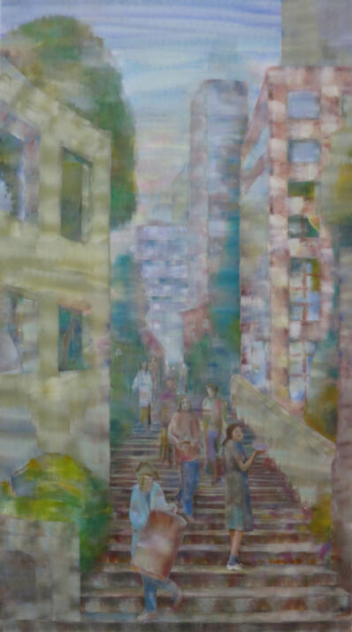 Peter Busch, 'Stairs', 2019