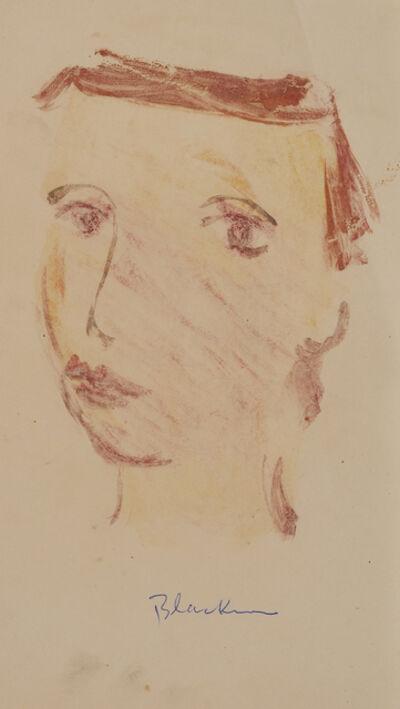 Charles Blackman, 'Untitled (Wistful Woman)', ca. 1953