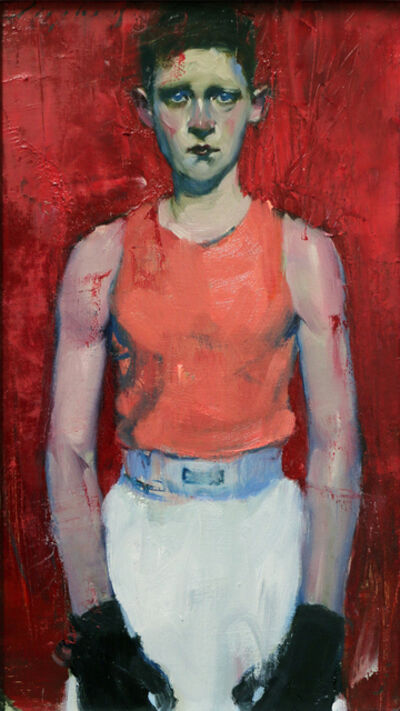 Malcolm T. Liepke, 'Young Boxer', 2018