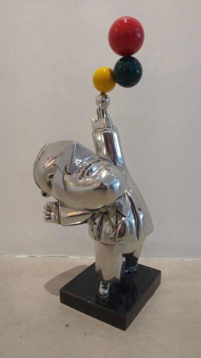 Inos Corradin, 'O Equilibrista', 2000-2019