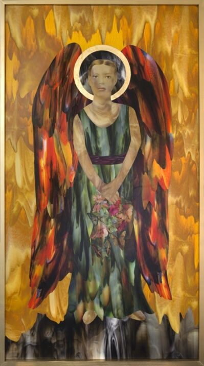 Marnie Weber, 'The Angel Waits', 2016