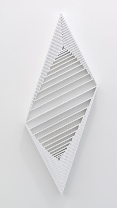 Ascânio MMM, 'Triangulares [Triangular] 1', 1969