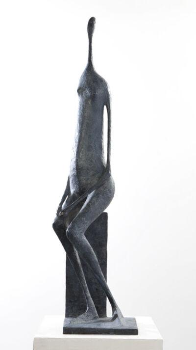Pierre Yermia, 'Great Seated Figure I', 2013