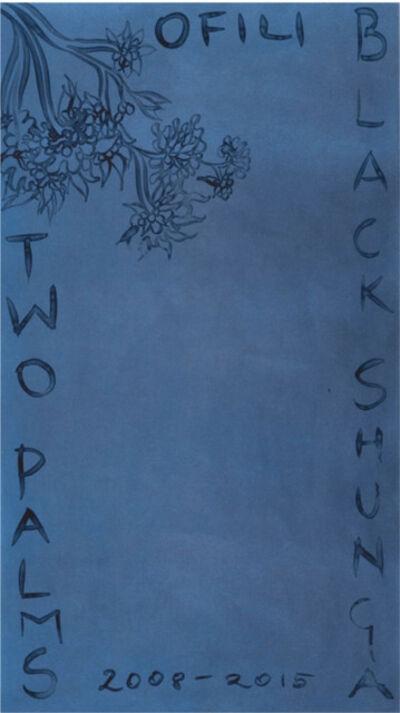 Chris Ofili, 'Black Shunga', 2008