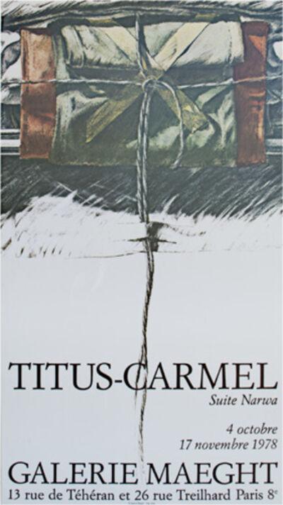 Gérard Titus-Carmel, 'Galerie Maeght', 1978