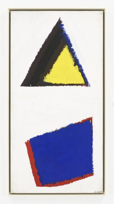 """Al Held, 'Untitled """"I""""', 1960"""