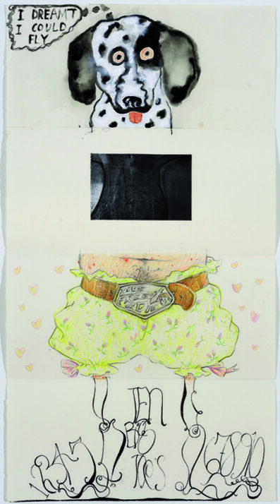 Judy Hudson, 'Exquisite Corpse 84', ca. 2011