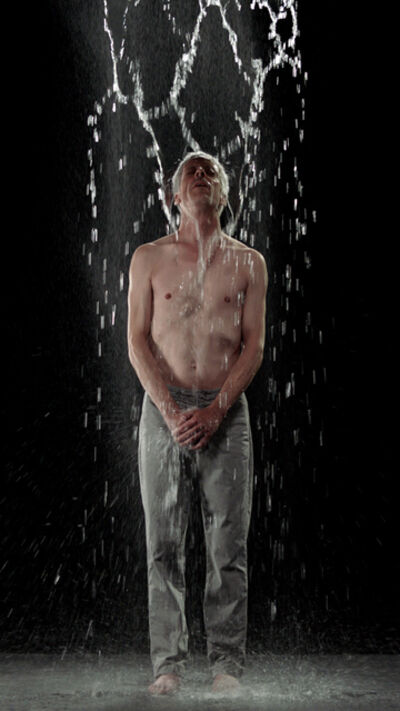 Bill Viola, 'Inverted Birth', 2014