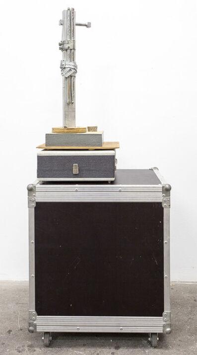 Michael Gumhold, 'untitled (sculptors : secret : weapon #3)', 2012