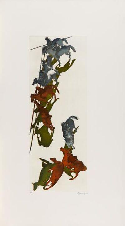 Norbert Tadeusz, 'Untitled (Pferde)', 2001