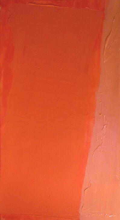 Mitchel Smith, 'Orange Rising', 2017