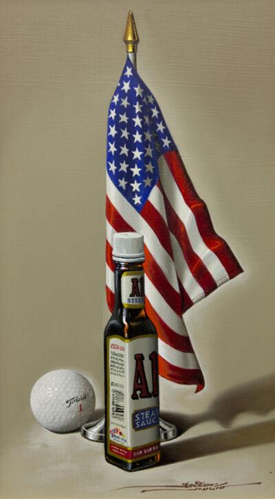 Javier Mulio, 'America is A1'