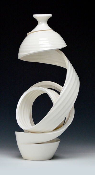 Michael Boroniec, 'Spatial Spiral; Loop', 2019