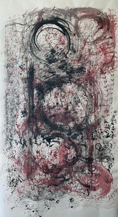 Rita Patel, 'Finding my center-2', 2020