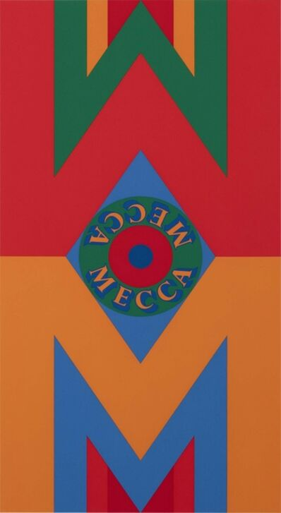 Robert Indiana, 'Mecca II (Sheehan, 94)', 1977