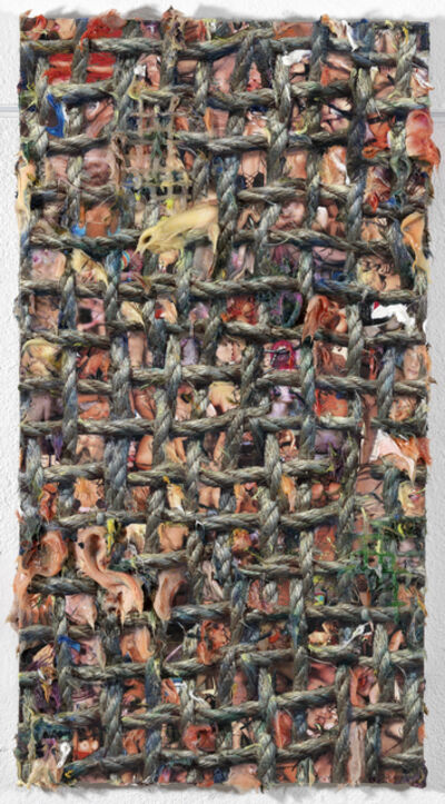Fabian Marcaccio, 'Untitled', 2007