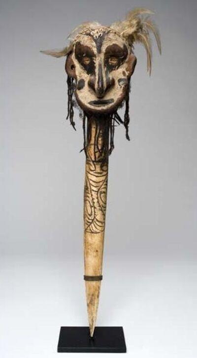 Unknown Artist, 'Cassowary Bone Dagger'