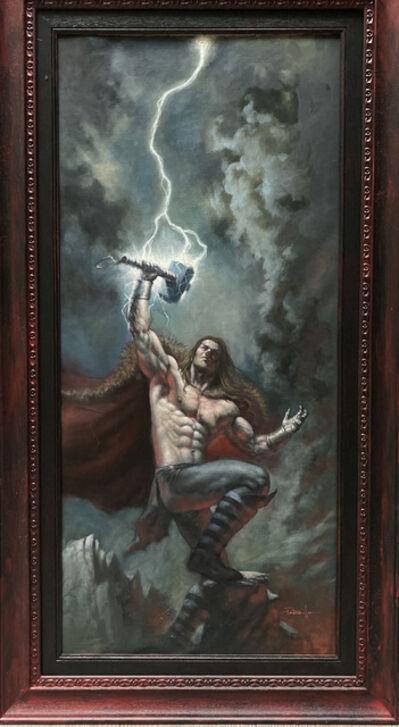 Lucio Parrillo, 'Thor', 2017