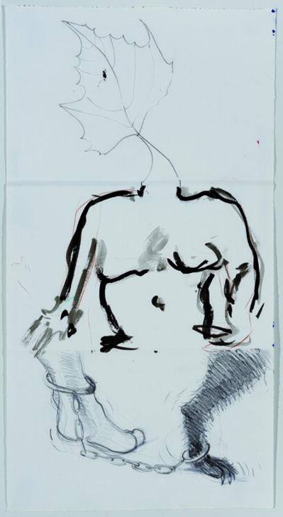 David Salle, 'Exquisite Corpse 12', ca. 2011
