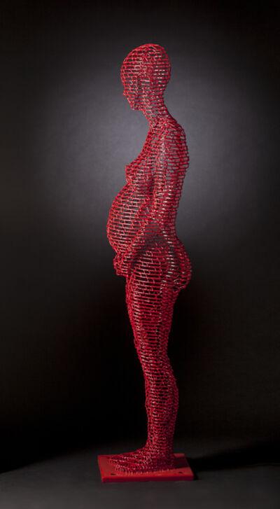 Julian Voss-Andreae, 'Spiral women', 2016