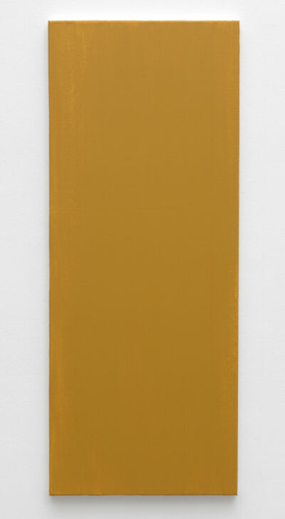 Juliette Blightman, 'Yellow Ochre', 2020