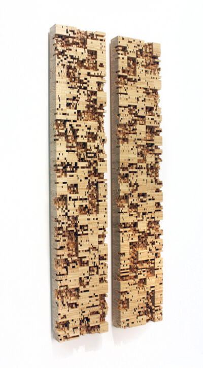 Jessica Drenk, 'Tessellation 1 (vertical)', 2015
