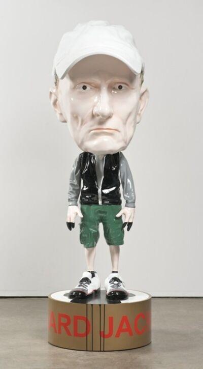 Richard Jackson, 'Bobble Head ', 2013