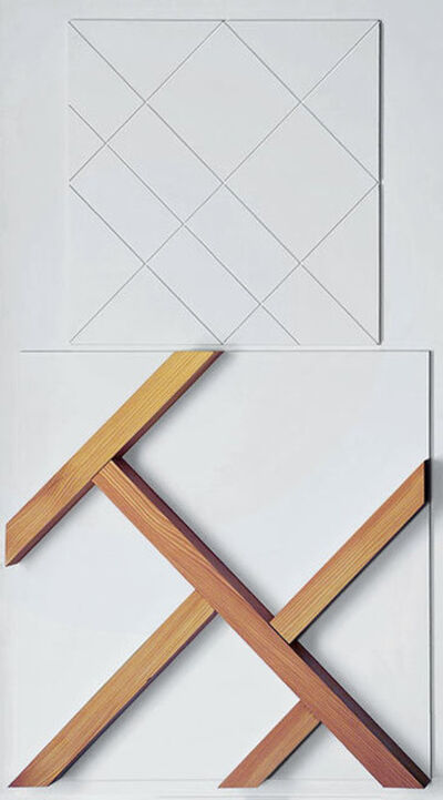 Ivan Picelj, 'Connextion 23-CS', 1981-1982